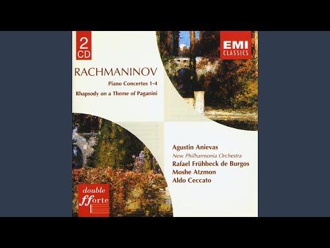 Rhapsody on a Theme of Paganini, Op. 43: Tema (L'istesso tempo) - Variation II (L'istesso tempo) mp3