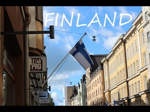 Finland - Turku, Helsinki City Break