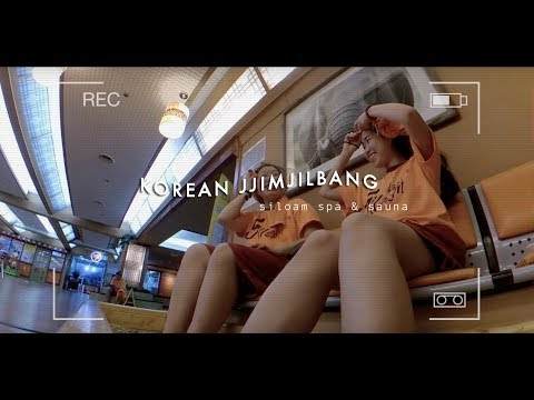 KOREAN JJIMJILBANG(찜질방)TOUR / SILOAM SPA AND SAUNA IN SEOUL!