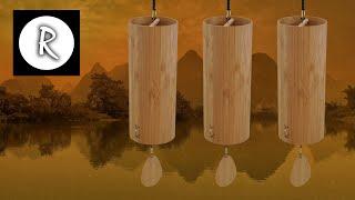 8 Hours Koshi Aria w/ Rain Meditation - Koshi Air with Rain - Power Koshi - Koshi Bells with rain