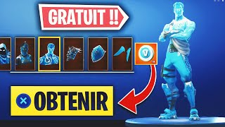 How to get the FREE FROID PACK on Fortnite!! (Hxd)