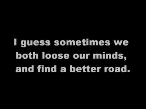 All-American Rejects - The Poison [Lyrics On Screen]