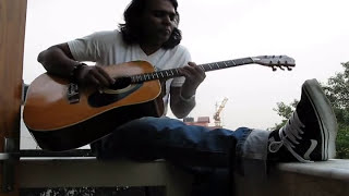 The best acoustic solo cover of  Led Zeppelin  -  Stairway to heaven