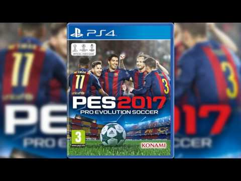 PES 2017 Soundtrack - In my Head - Galantis