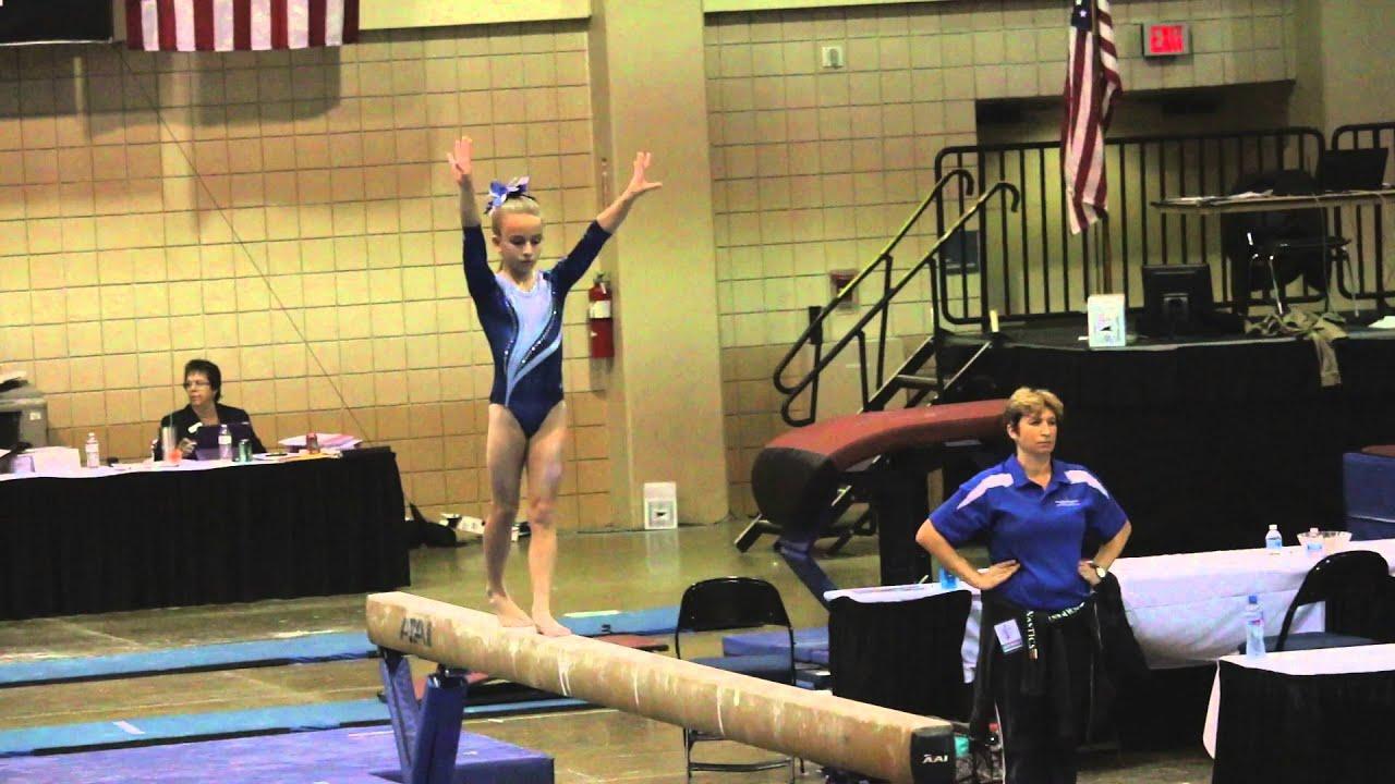 atlanta crown gymnastics meet 2014