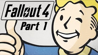 FALLOUT 4 Walkthrough Gameplay PART 1 - WHEN FREEDOM CALLS