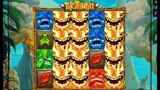 TIKI TUMBLE: un premier essai avec ce jeu de casino en ligne.