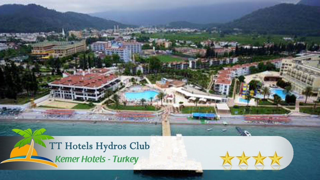 Hydros Club 4 (Turkey, Kemer, Kemer - center): photo and description, service and entertainment, reviews of tourists 99