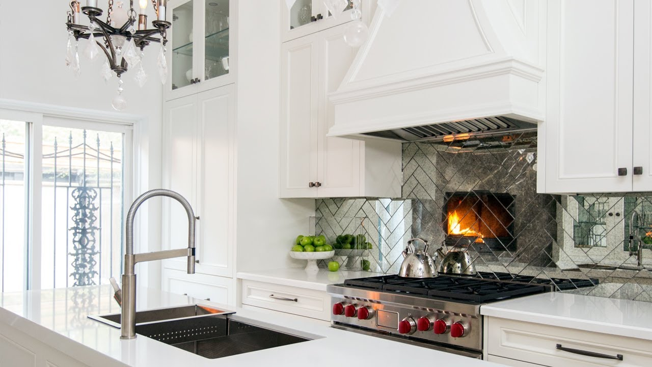 Kitchen Tour | Designer Andrew Pike's