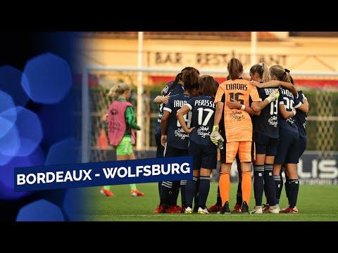 👊 Suivez le match Bordeaux-Wolfsburg en direct 🔵⚪