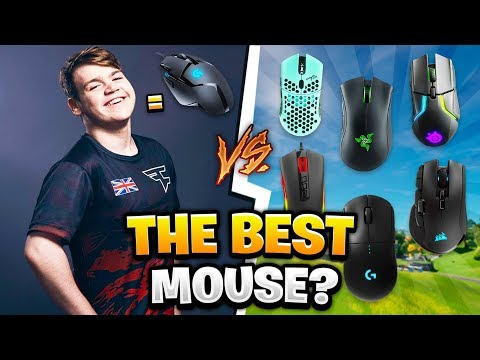 Why Mongraal Uses The G402   The Best Mice For Fortnite