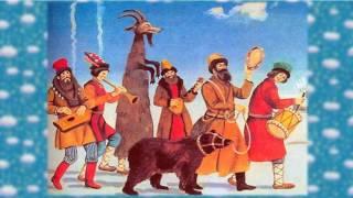 Русские народные инструменты для детей