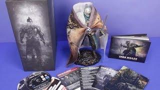 Dark Souls 2 - Распаковка: коллекционное издание