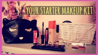 Your Starter Makeup Kit | Sprinkle of Glitter