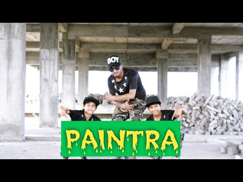 paintra |Dance |video (mukkabaaz) Nucleya...