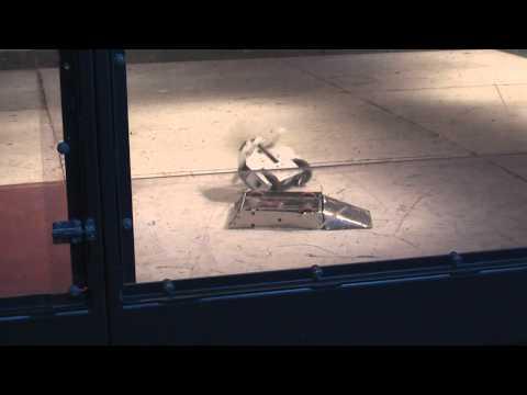 Seattle Bot Battles 10 - Slippery Slope vs Melonballer