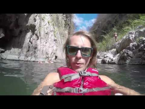 Epic Cliff Jumping in Nicaragua