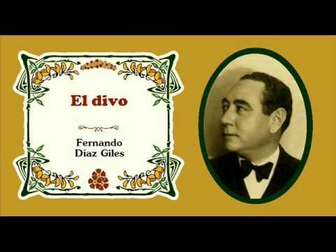 Fernando d az giles pasodoble soy de arag n de el divo 1942 youtube - El divo songs ...