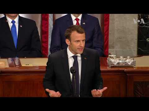 Macron: France Will Not Abandon Iran Nuclear Deal