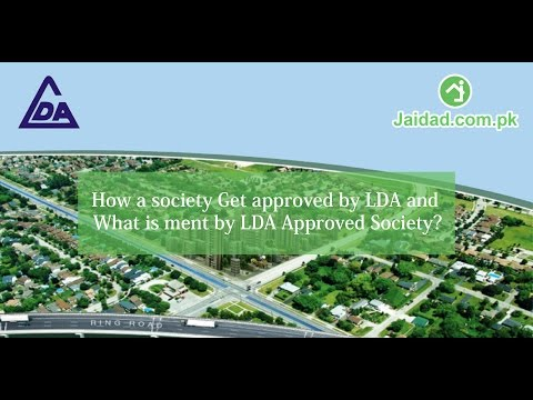 How LDA Approve housing society in lahore and Why LDA Approval NOC must for housing Societies Lahore