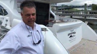 2015 Azimut 54 Flybridge Yacht For Sale at MarineMax Wrightsville Beach
