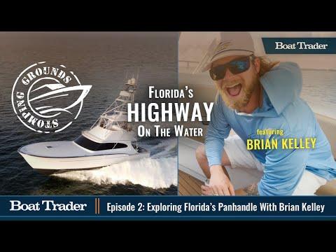 Boat Trader Splashes 'Stomping Grounds' Episode Starring Diamond-selling Artist Brian Kelley of Florida Georgia Line