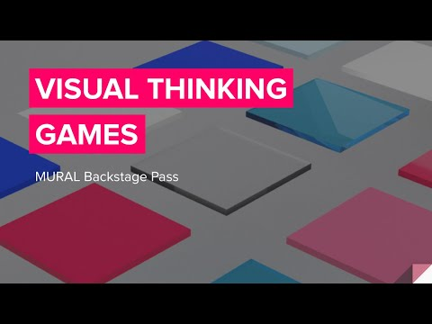 Visual Thinking Games for Detail and Memory