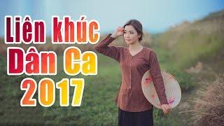 Cây Trúc Xinh - Liên Khúc Nhạc Dân Ca Quan Họ Hay Nhất 2017