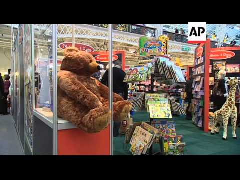 Classic toys trend at major industry event