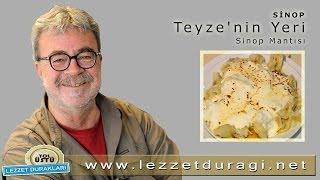 Teyze'nin Yeri - Sinop Mantısı