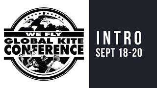 We Fly Global Kite Conference - September 18-20th, 2020