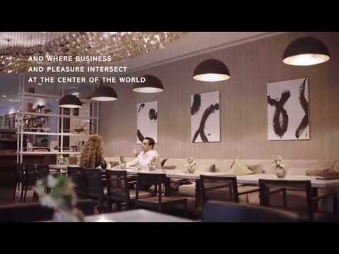 The Ritz-Carlton, Dubai International Financial Centre, A Luxury Hotel in Downtown Dubai