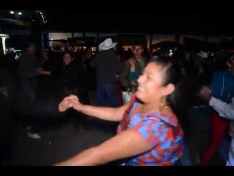 Baile en San Miguel Siguila