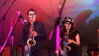Voodoo Love Orchestra at Secret Garden Party: