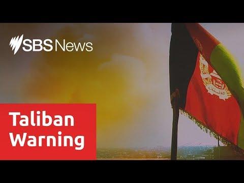 "Taliban warns that Trump canceling peace talks will ""harm America more than anyone"""