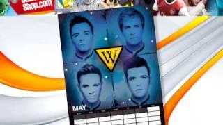Westlife Official Calendar 2011