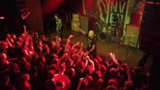 Converge - I Can Tell You About Pain / Eagles Become Vultures (The Dusk In Us Tour 2017, ATL)
