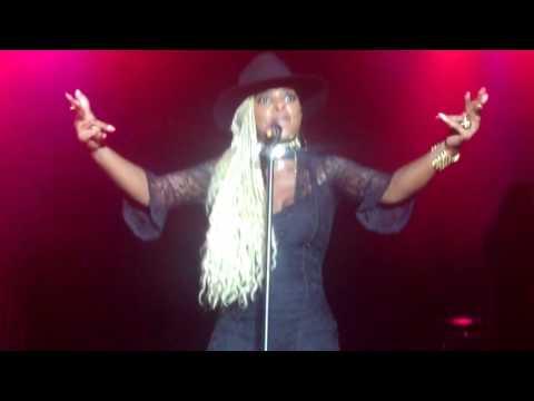 Mary J. Blige - Set Me Free (SOAW Tour, Birmingham, 15/07/2017)