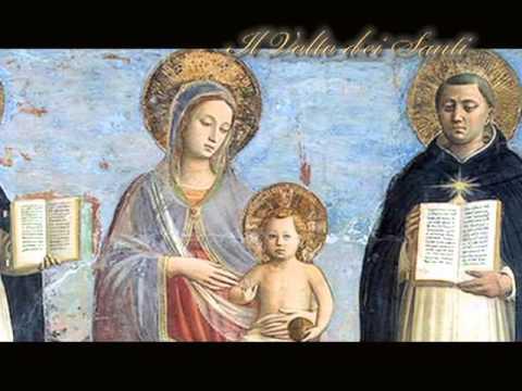 Il Santo Del Giorno 8 Agosto S Domenico Youtube