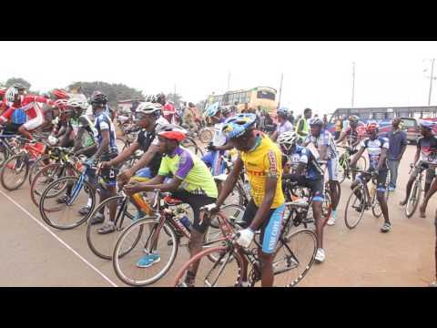 UGANDA CYCLING FEDERATION ACTIVITY