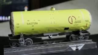 видео Как сделать вагон из бумаги