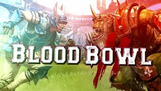 Blood Bowl 2 - Chaos Gameplay Tralier