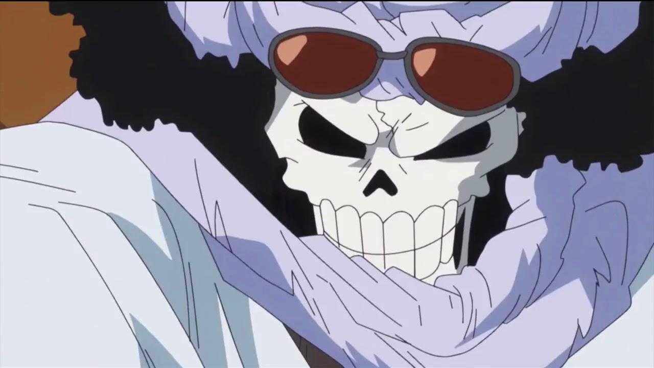 One Piece Episode 816 - Brook Challenges Big Mom!