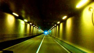 West Virginia has tunnels too on I 77