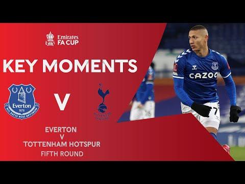 Everton Tottenham Goals And Highlights