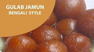 "Gulab Jamun ""Bengali Style"""