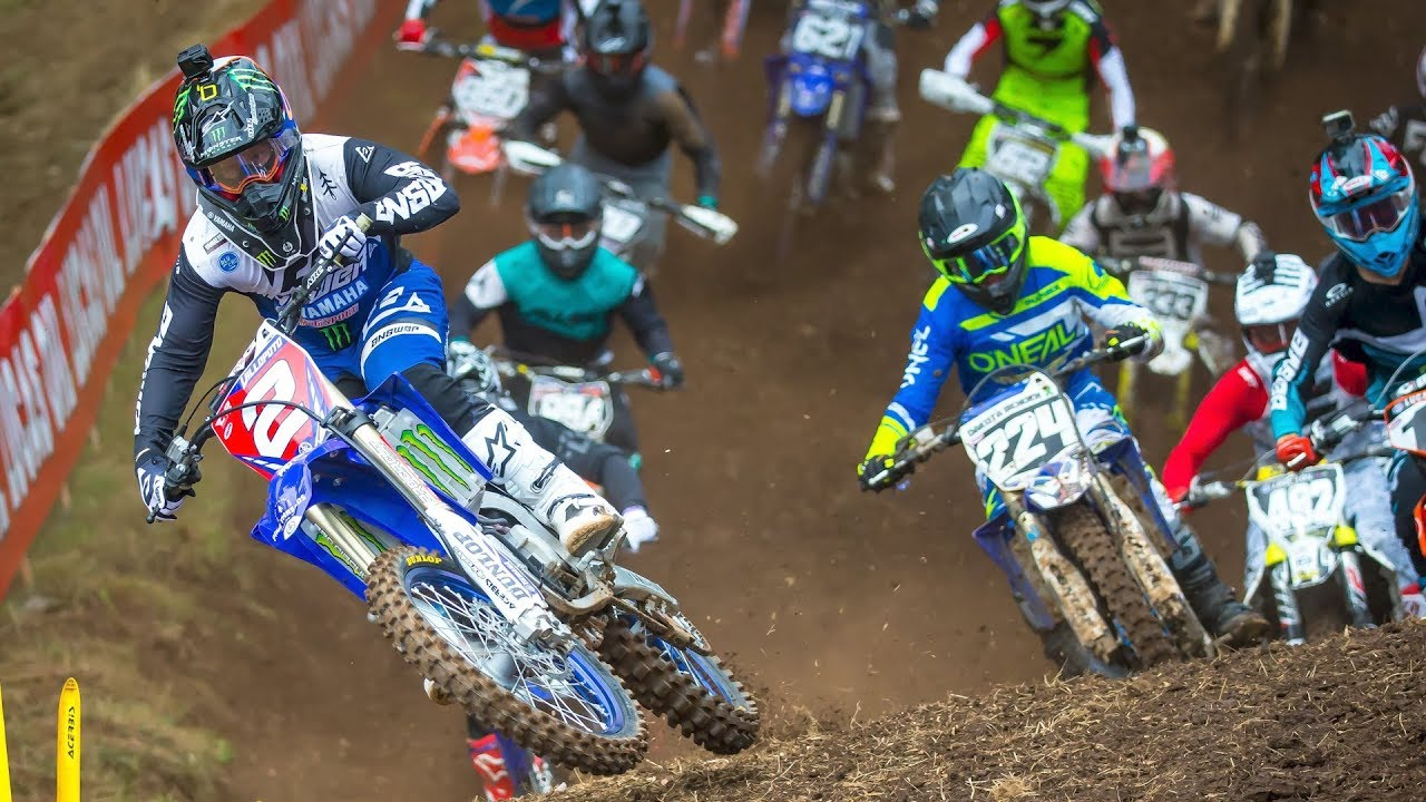 Racer X Films: 125 All Star Race Ft. Ryan Villopoto | 2019 Washougal