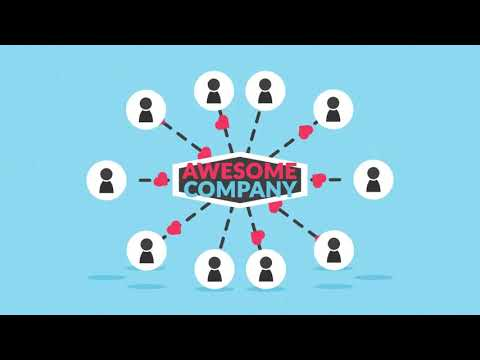 Social Marketing Professionals explainer online marketing with nternet marketing