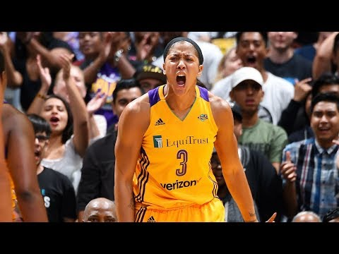 Candace Parker's Complete Game Leads L.A. To Game 3 Win streaming vf