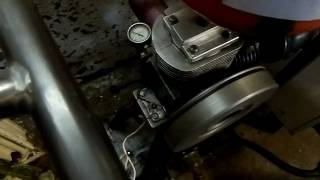 Centrala termica autonoma cu motor Stirling